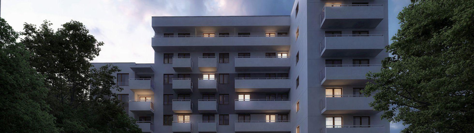 Kraków: Aura Home – PB Start buduje niemal sto mieszkań w Bieńczycach