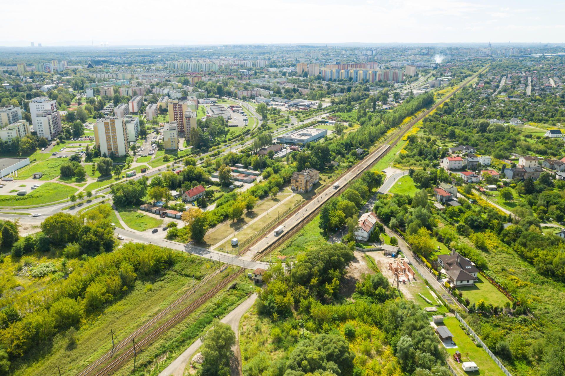 Wielomilionowa inwestycja drogowo-kolejowa w Dąbrowie Górniczej