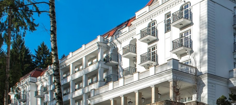 Najlepsze hotele luksusowe w