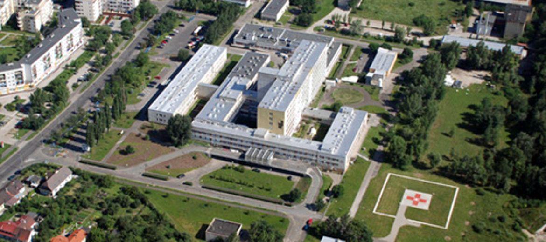Szpital przy ul. Kamieńskiego