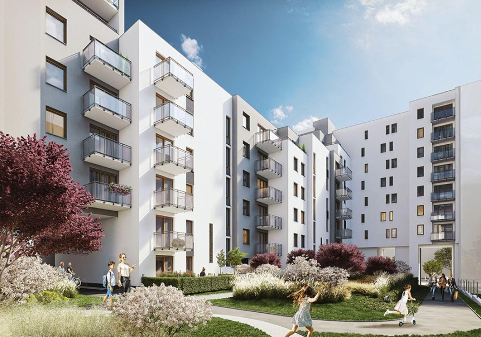 Warszawa: Moja Północna – 800 nowych mieszkań na Tarchominie od Eco-Classic. Budowa ruszyła