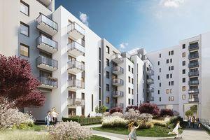 Warszawa: Moja Północna – 800 nowych mieszkań na Tarchominie od Eco-Classic. Budowa ruszyła [WIZUALIZACJE]