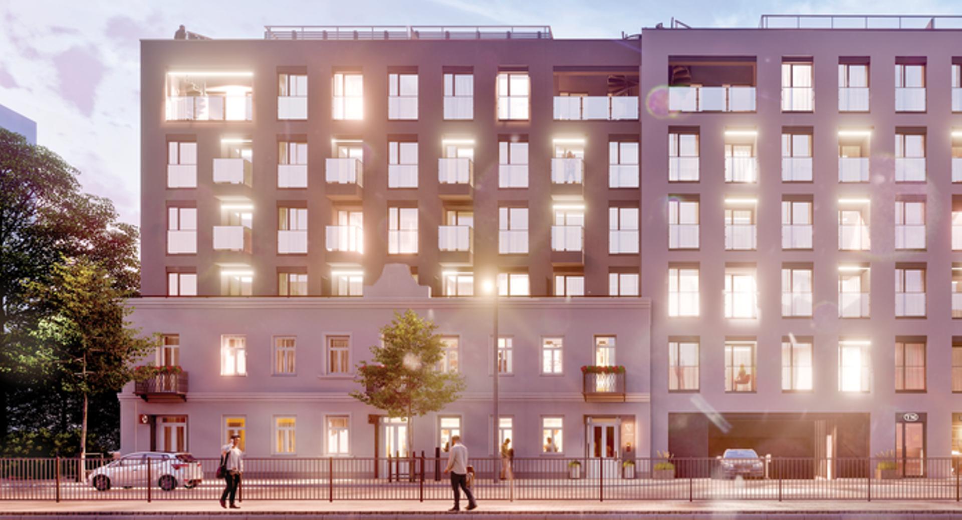 Warszawa: Grochowska 230 – Bouygues Immobilier nadbuduje najstarszy dom na Grochowie