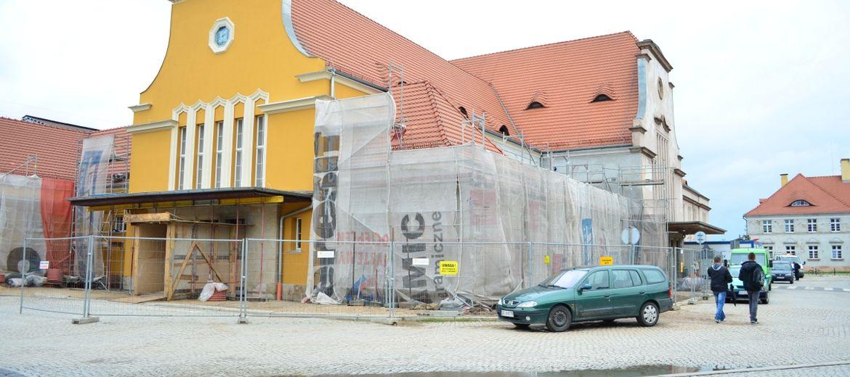 Modernizacja dworca w Legnicy