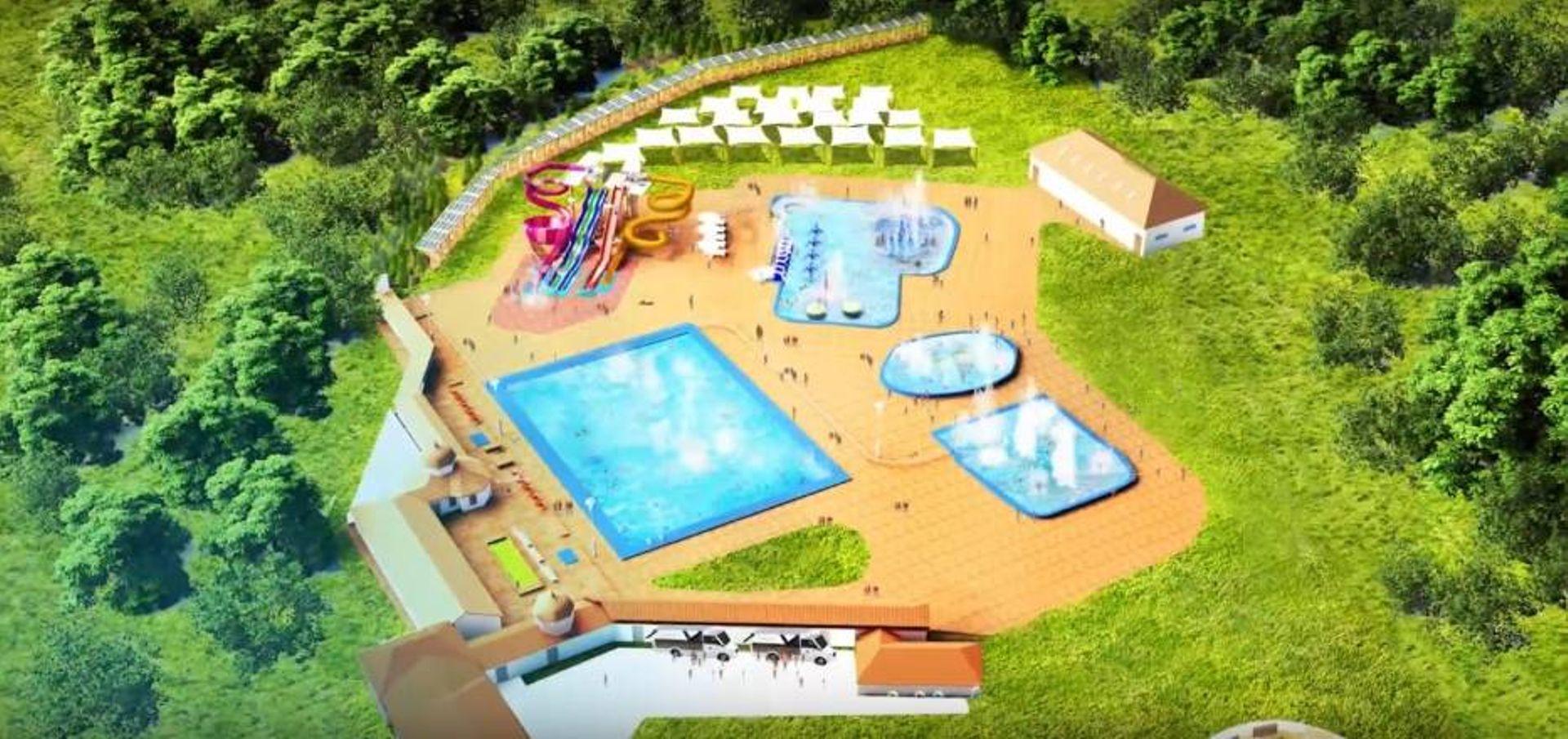 Dolny Śląsk: Legnica wybuduje Letni Park Wodny Aquafun