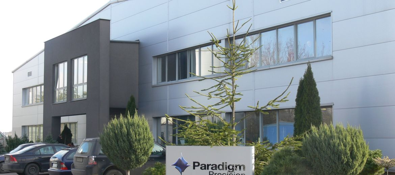 Paradigm Precision rozwija swoją