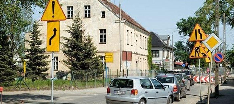 Cztery dodatkowe ulice do