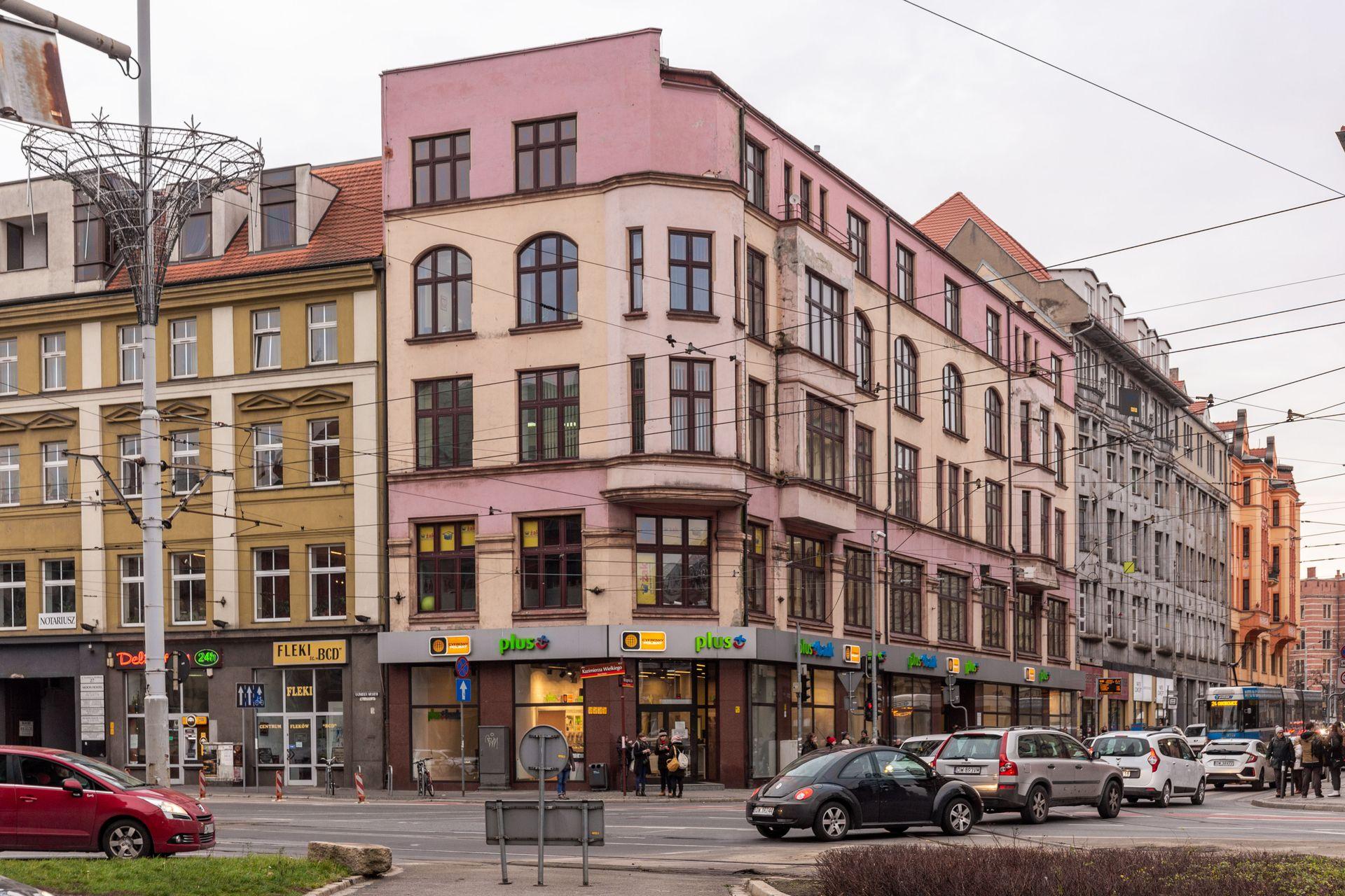 Wrocław: Będzie nadbudowa zabytkowej kamienicy na Starym Mieście? Tego chce inwestor