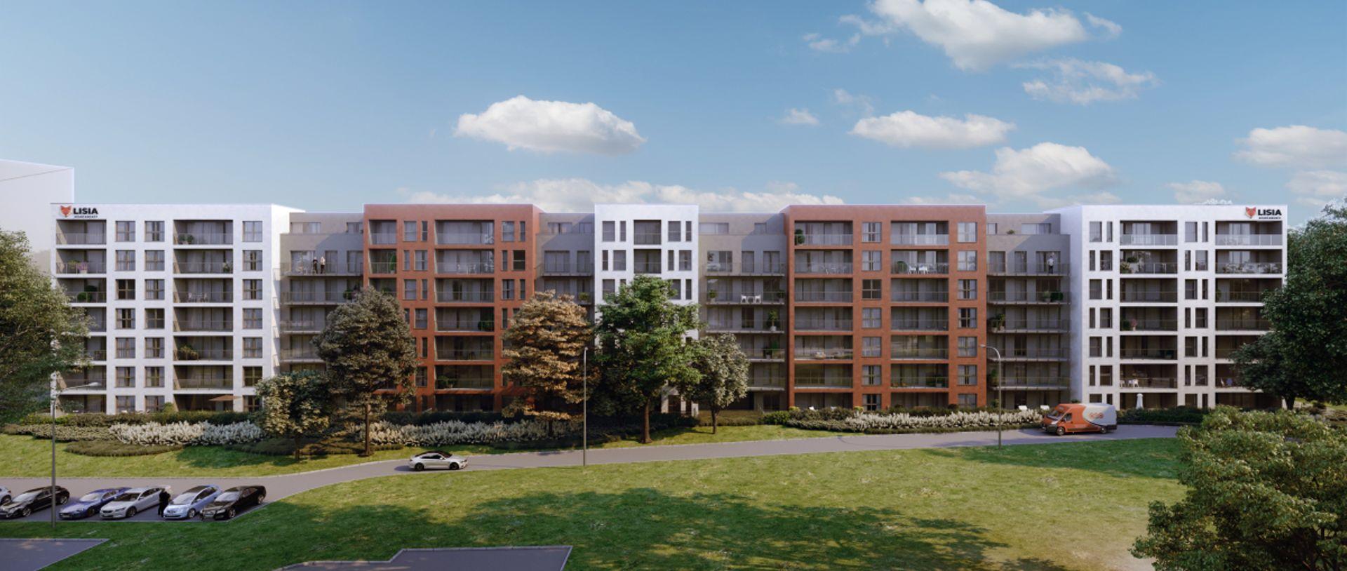 [Zielona Góra] Lisia Apartamenty powstaną w Zielonej Góry