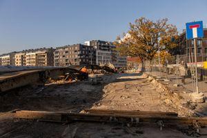 Wrocław: Trwa remont  mostów Pomorskich [NOWE ZDJĘCIA]