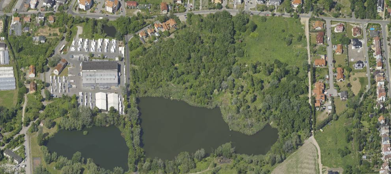 Wrocław: Budowa parku na