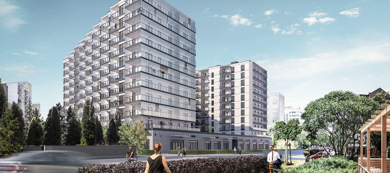 Warszawa: Rusza budowa Nordic