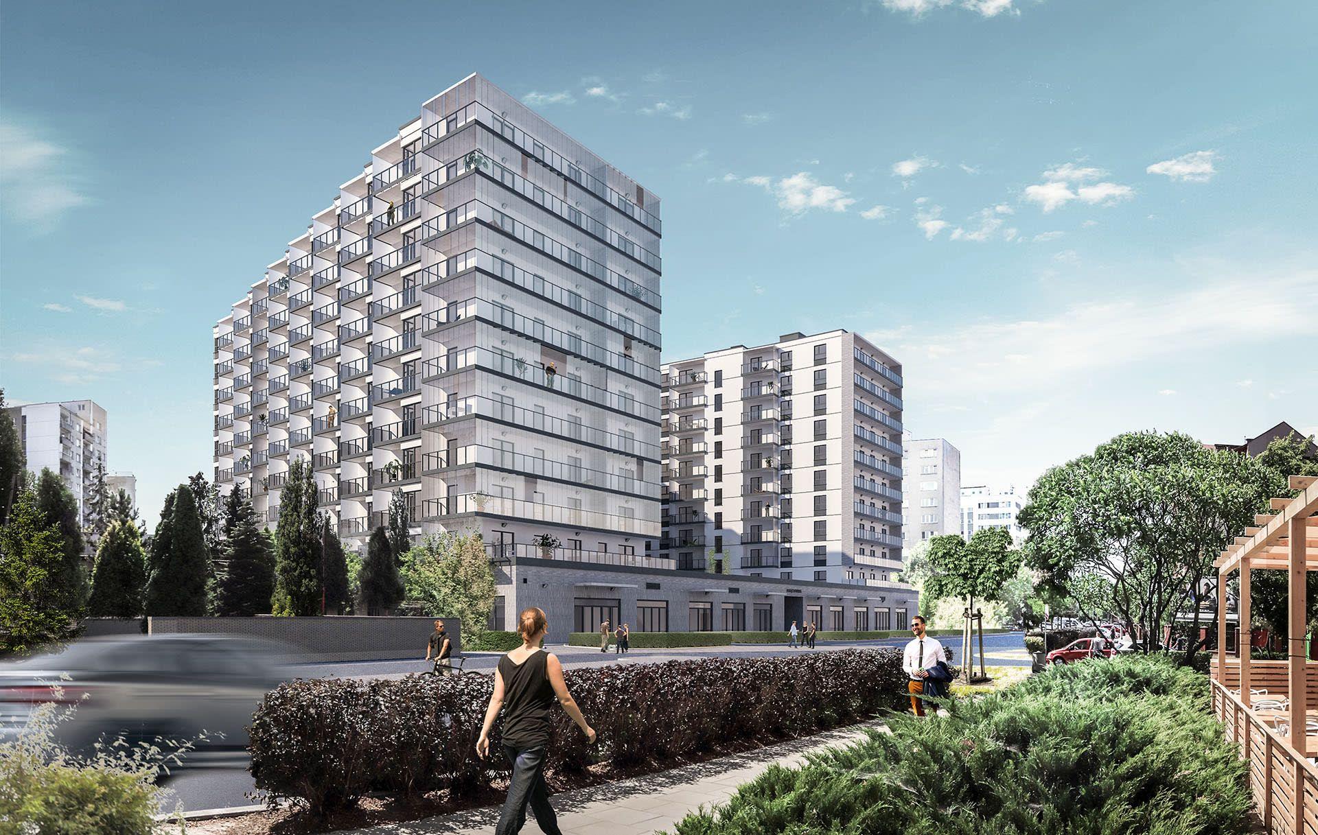 Warszawa: Rusza budowa Nordic Sadyby. YIT wybrał wykonawcę