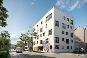 Warszawa: Żółkiewskiego 7 – budynek wielorodzinny ma zastąpić dom na Gocławku [WIZUALIZACJE]