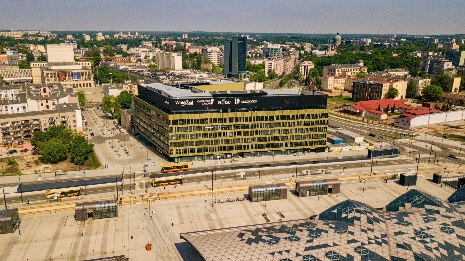 [Łódź] Czy Łódź ma swoje City?