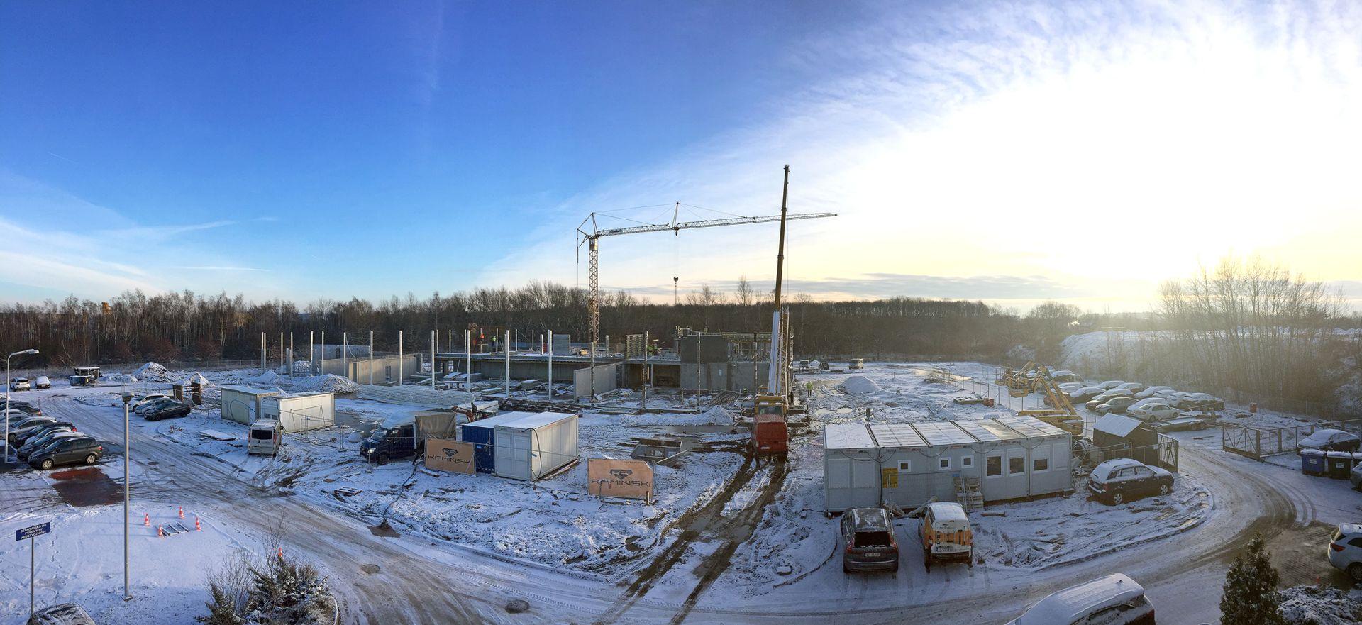 Wrocław: Wrobud tworzy centrum motoryzacyjne w sąsiedztwie AOW [WIZUALIZACJA]