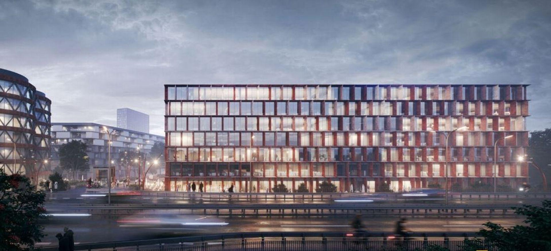 Wrocław: Na terenie Portu Popowice rusza budowa pierwszego biurowca