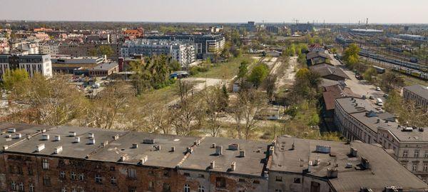 Wrocław: Atal zabuduje cztery hektary w sąsiedztwie Dworca Głównego