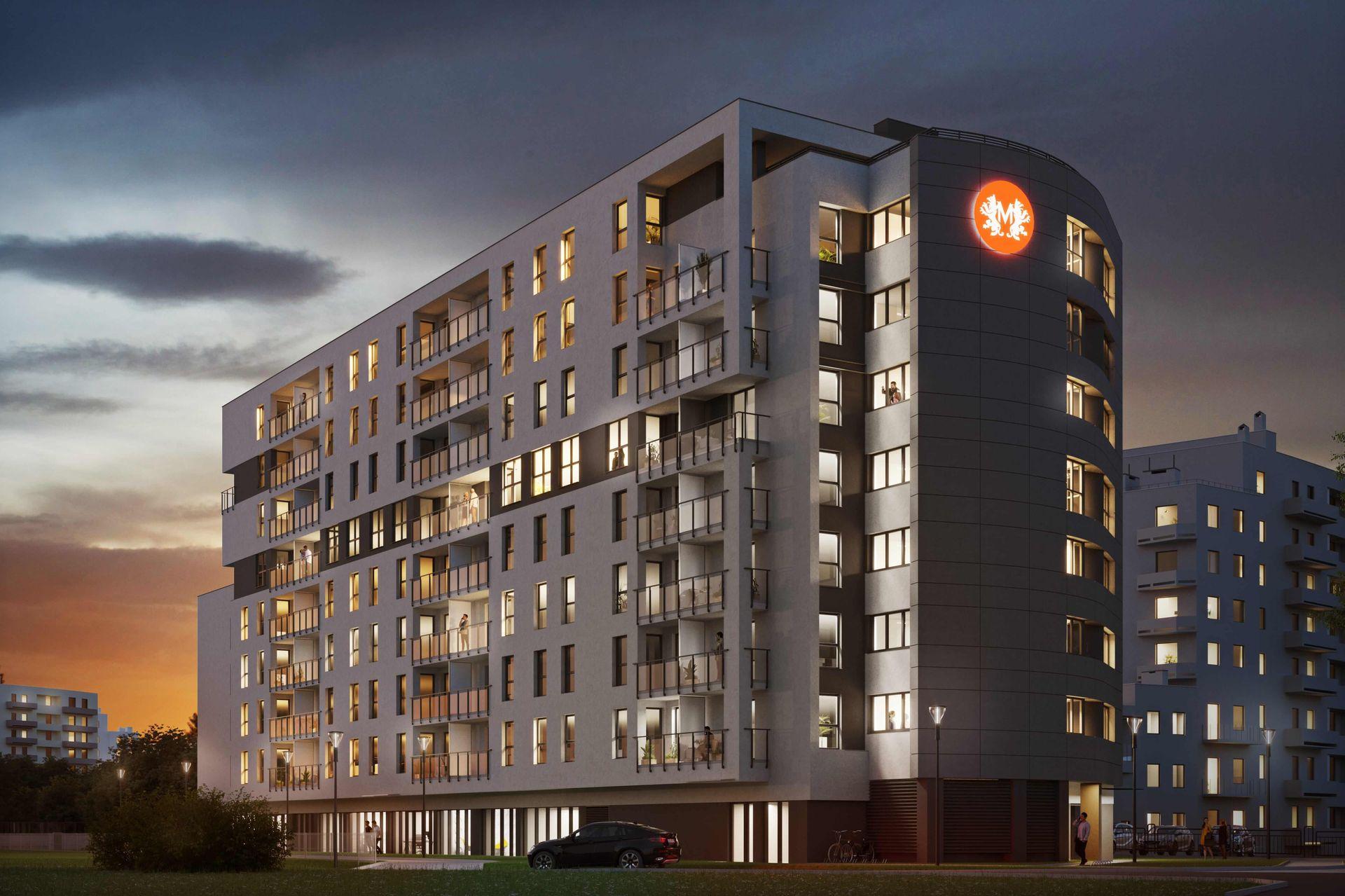 Kraków: Krowodrza Fort – Matejek buduje blisko sto nowych mieszkań