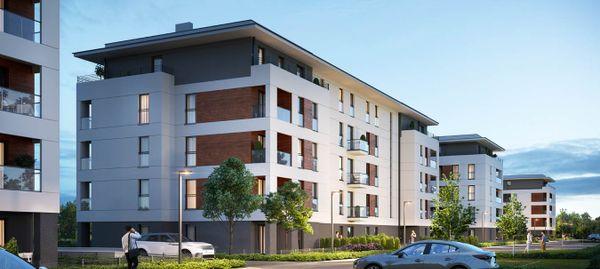 Łódź: Nowe Miasto Polesie – Atal buduje prawie 150 mieszkań i na tym nie kończy [WIZUALIZACJE]