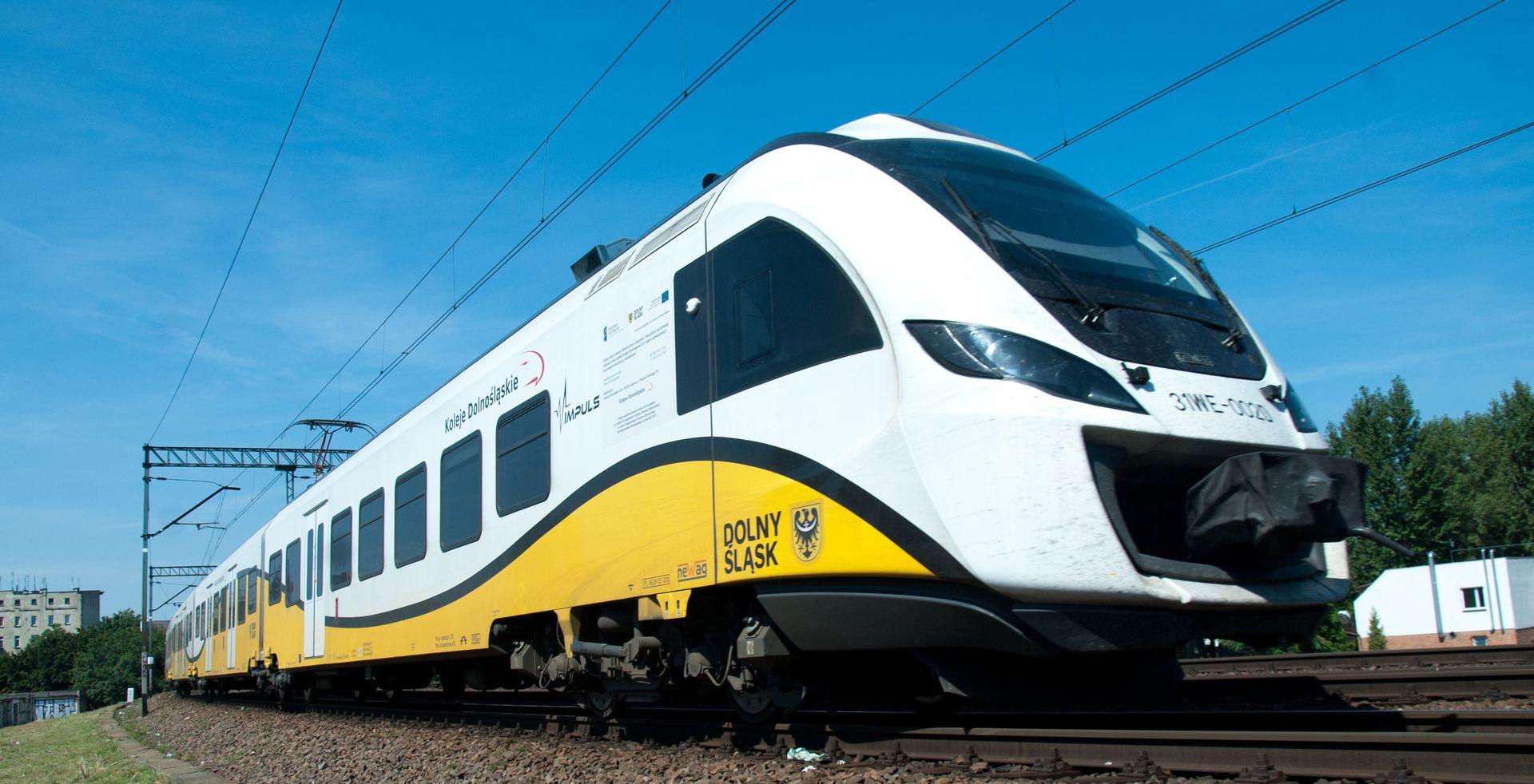 [Aglomeracja Wrocławska] Będzie nowe połączenie kolejowe z Wrocławia do Jelcza.  Za trzy lata