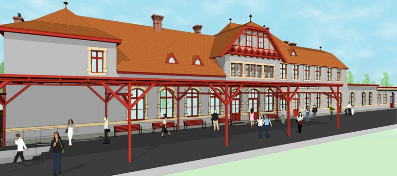 Kolejny wrocławski dworzec w