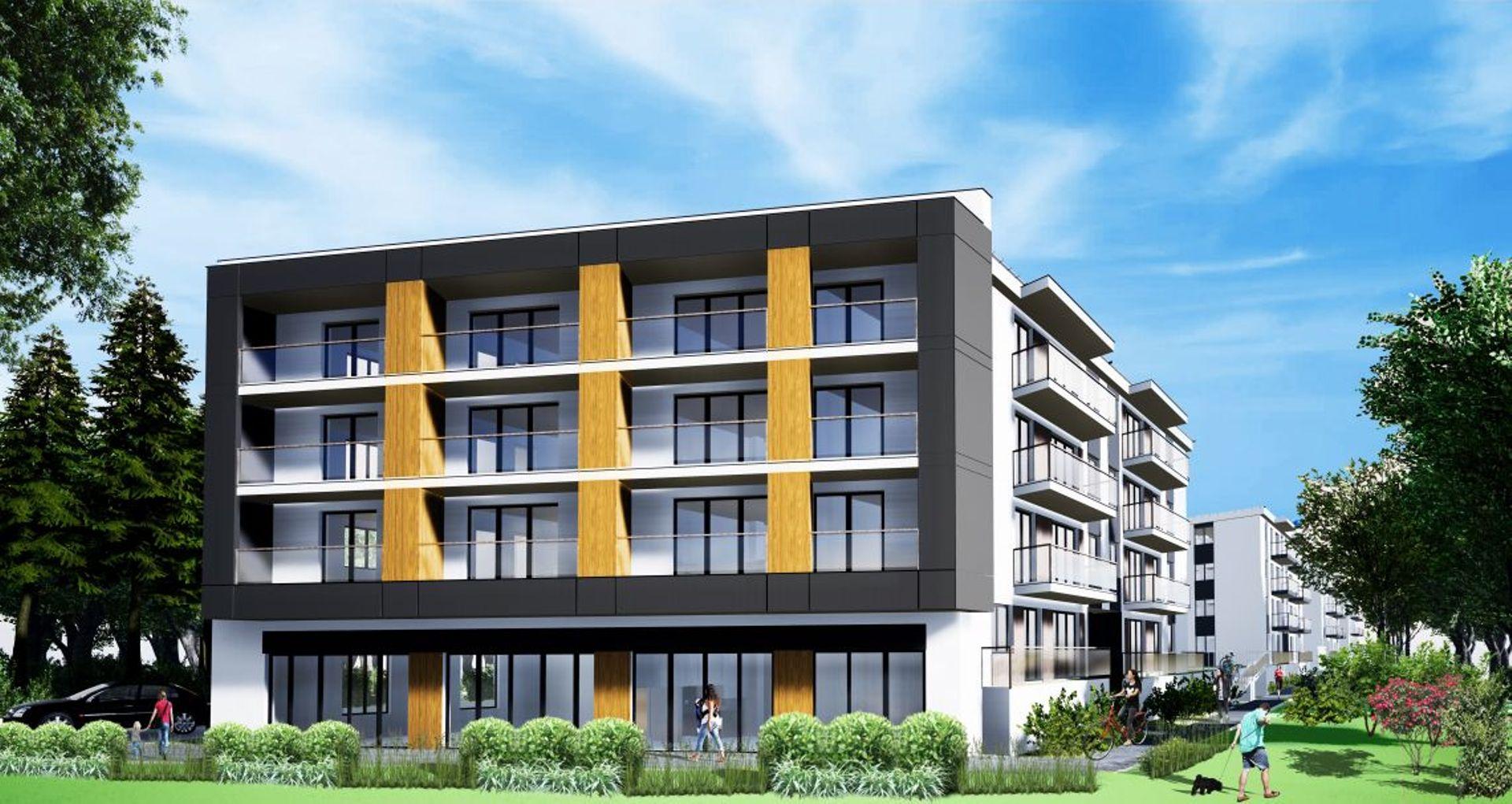 Warszawa: Trakt Lubelski – Konstans buduje dwuetapowe osiedle w Wawrze. Na start ponad sto mieszkań [WIZUALIZACJA]