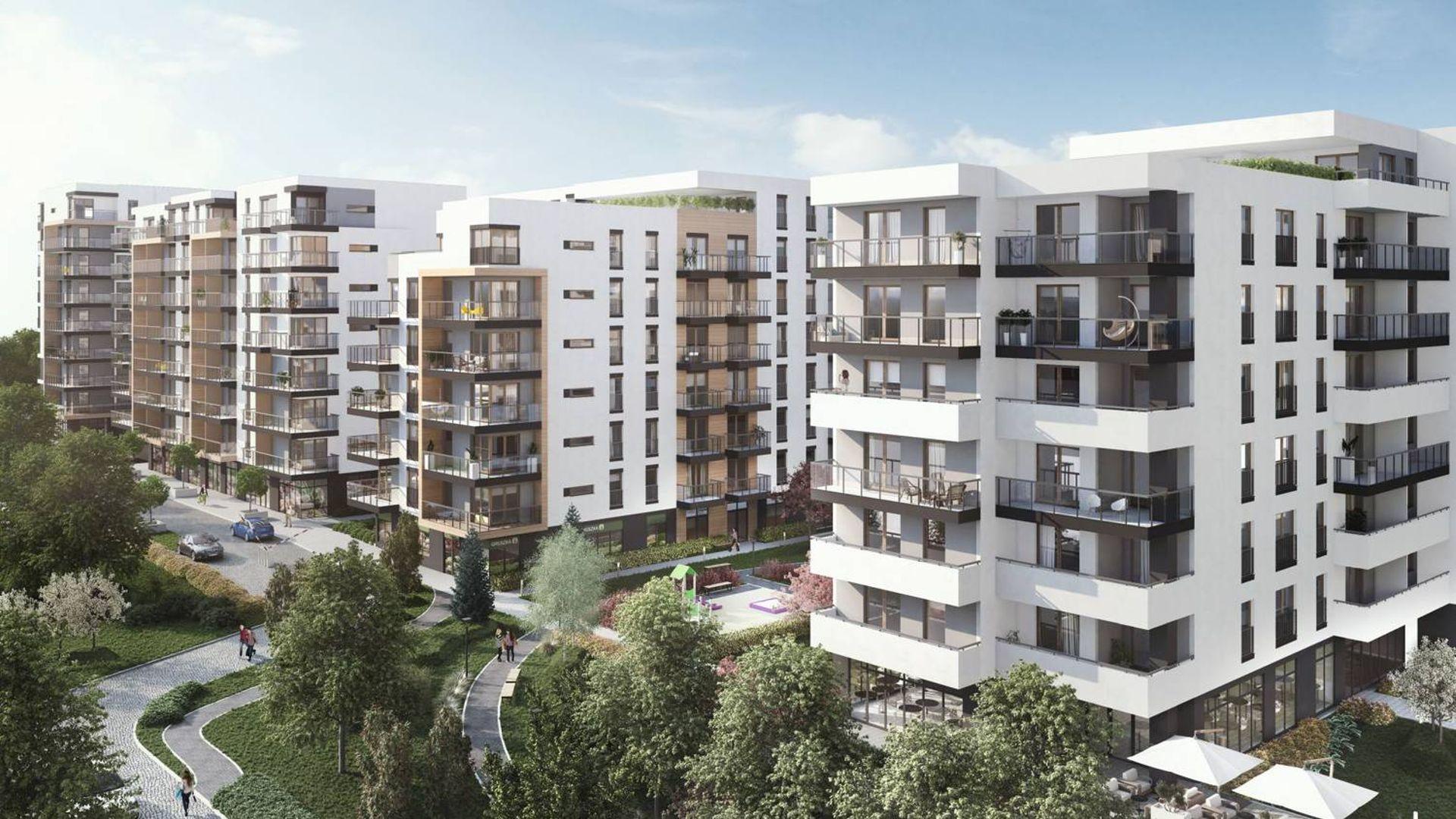 Warszawa: Moduo Gardens – ECI buduje setki mieszkań na Służewcu