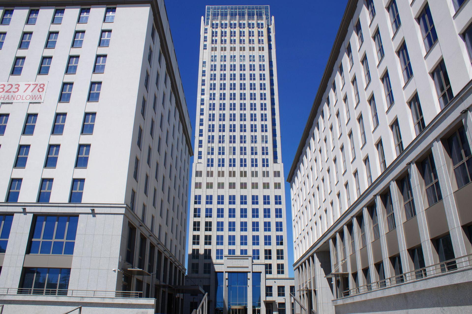 Pustostany biurowe w Krakowie najwyższe od 10 lat