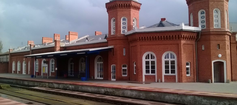 Przebudowa dworca w Kostrzynie