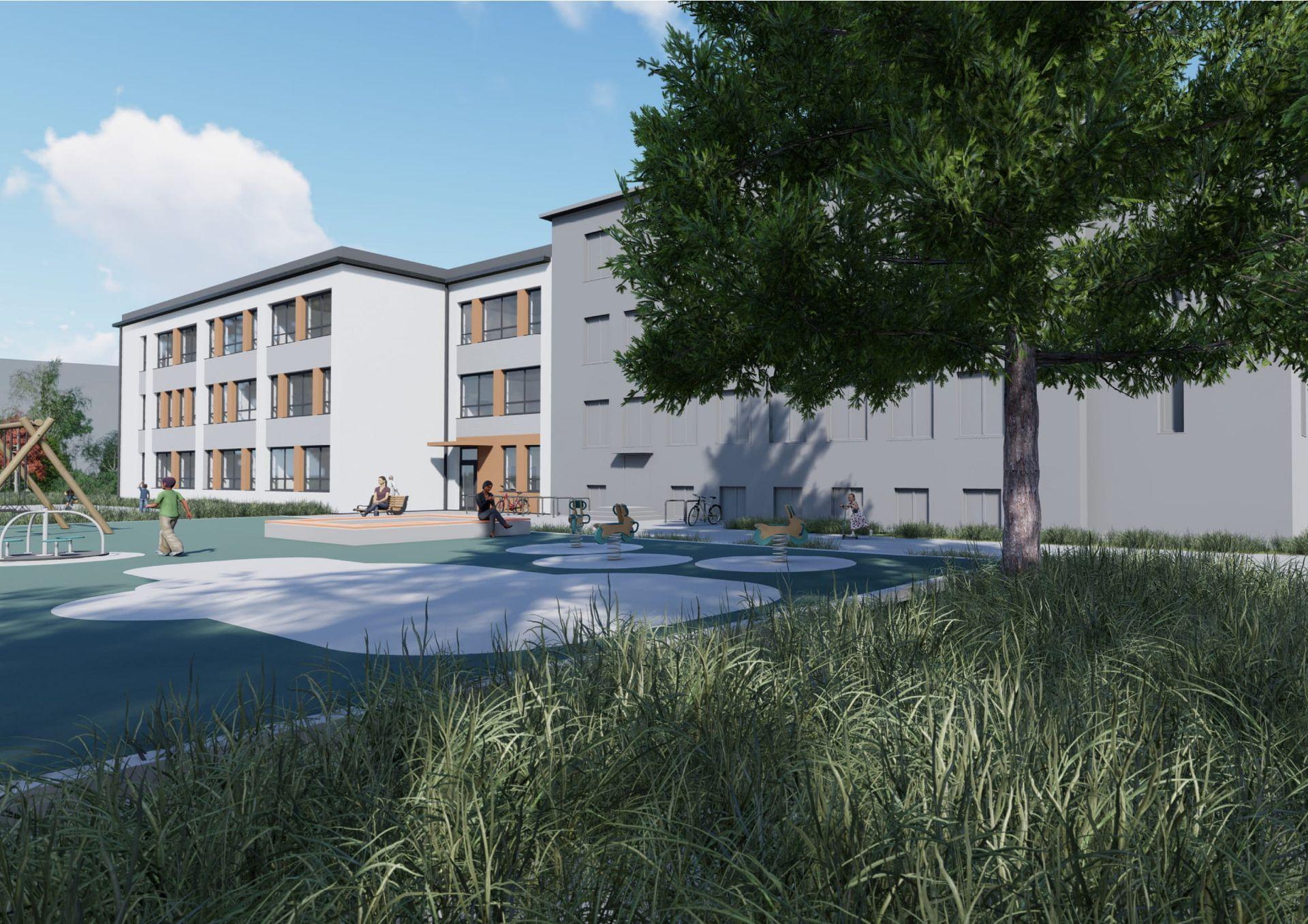Wrocław: Rozbudowa szkoły na Zalesiu tańsza jednak o kilka milionów