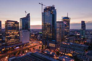 Współczynnik pustostanów na warszawskim rynku powierzchni biurowych najwyższy od dwóch lat