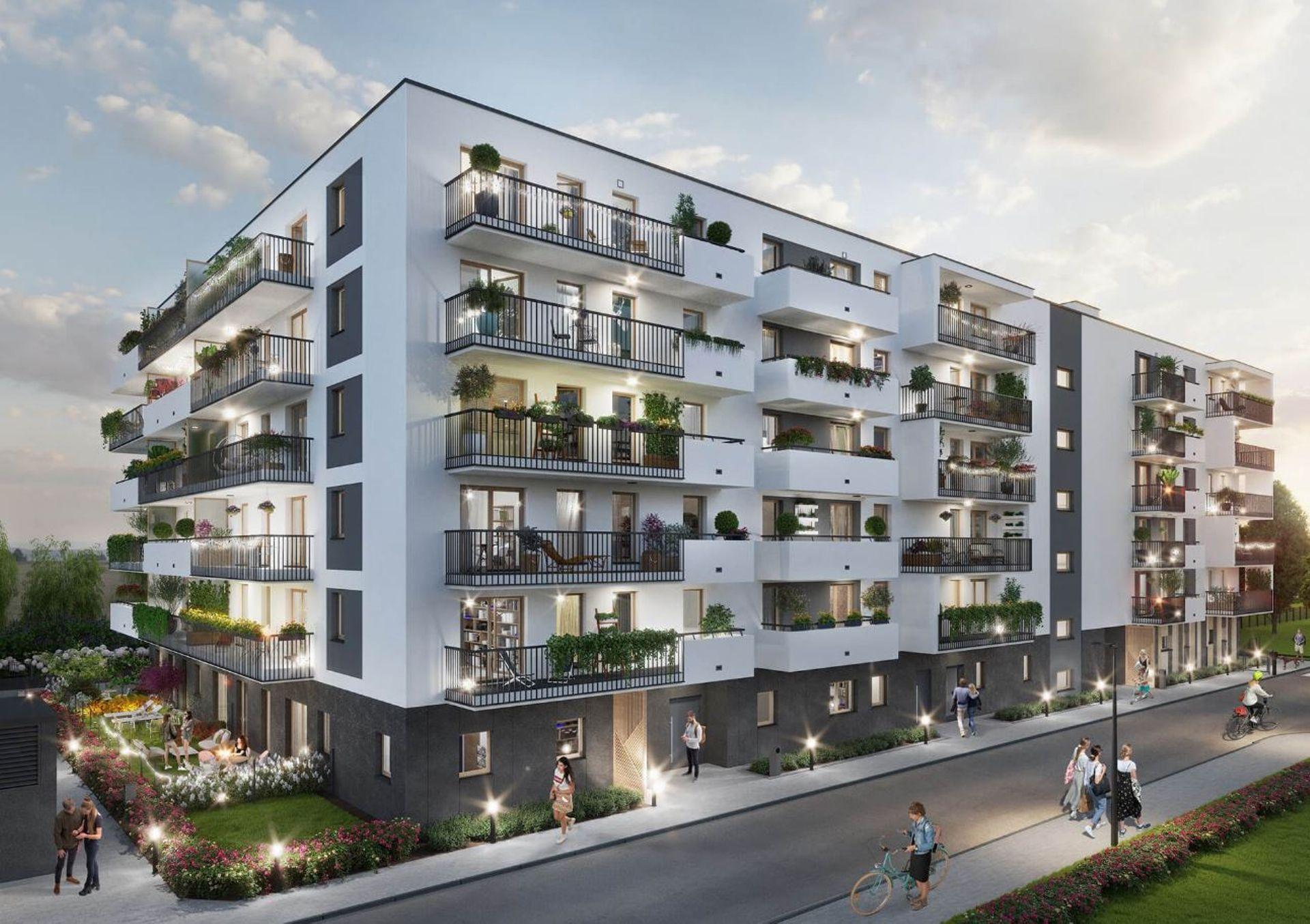Ruszyła budowa piątego etapu osiedla Miasteczko Nova Ochota w Warszawie