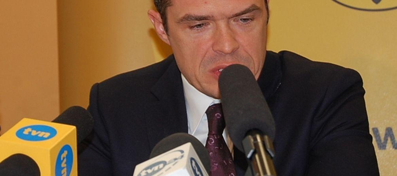 Minister Nowak: nie będzie