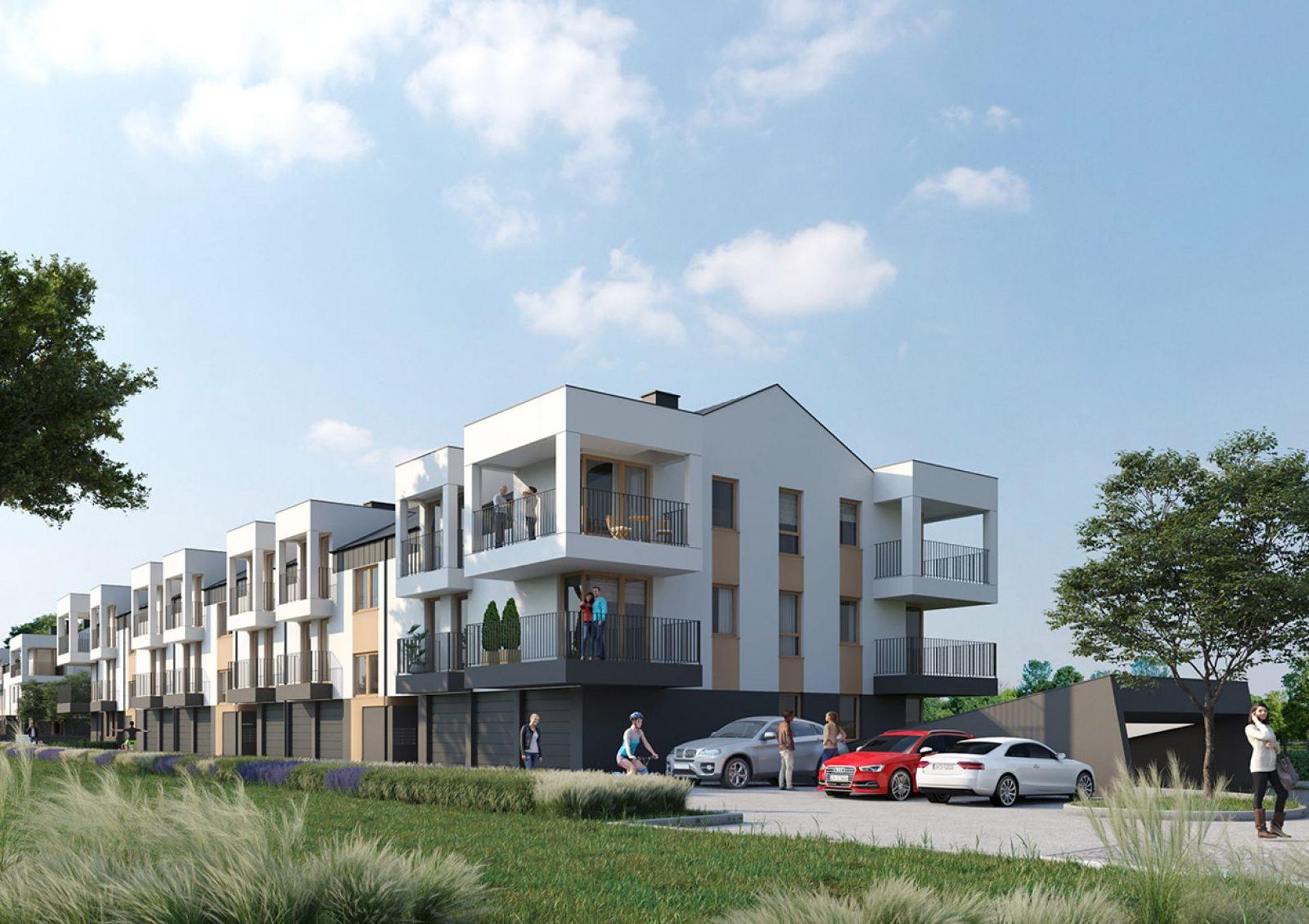 Kraków: Pękovicka 2.0 – przybędzie kilkadziesiąt mieszkań na Prądniku Białym
