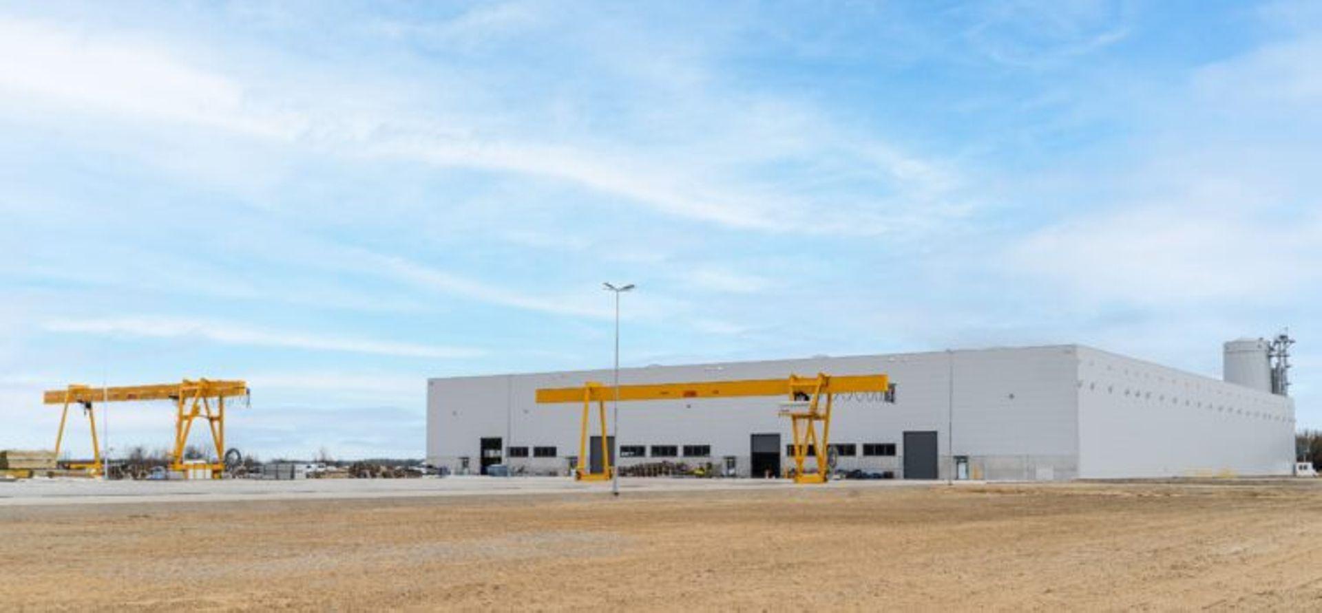 Pod Wrocławiem otwarto nową, dużą fabrykę za 150 milionów złotych