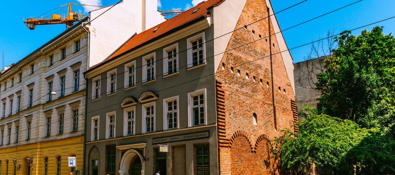 Wrocław: Kilkusetletnia kamienica w