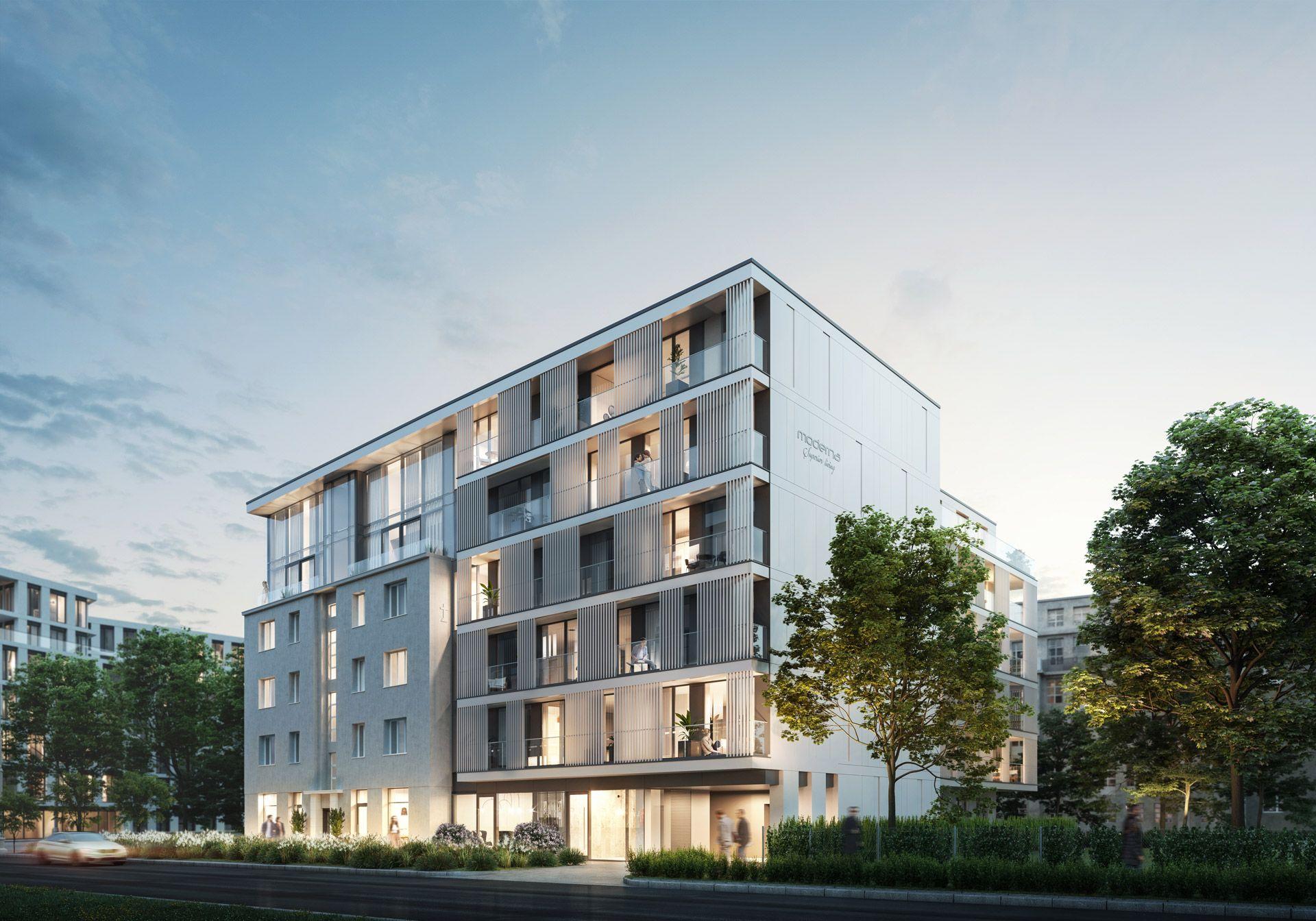 Warszawa: Moderna Powiśle – deweloper przebuduje kamienicę na apartamentowiec z penthouse'ami