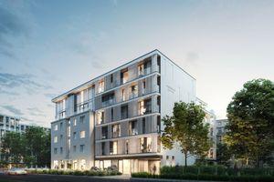 Warszawa: Moderna Powiśle – deweloper przebuduje kamienicę na apartamentowiec z penthouse'ami [WIZUALIZACJE]