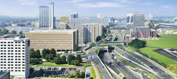 Kolejna amerykańska firma stawia na Katowice