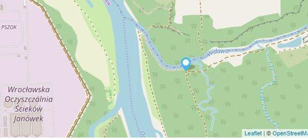 Na północy Wrocławia ma powstać nowa kładka rowerowo-piesza nad rzeką Widawą