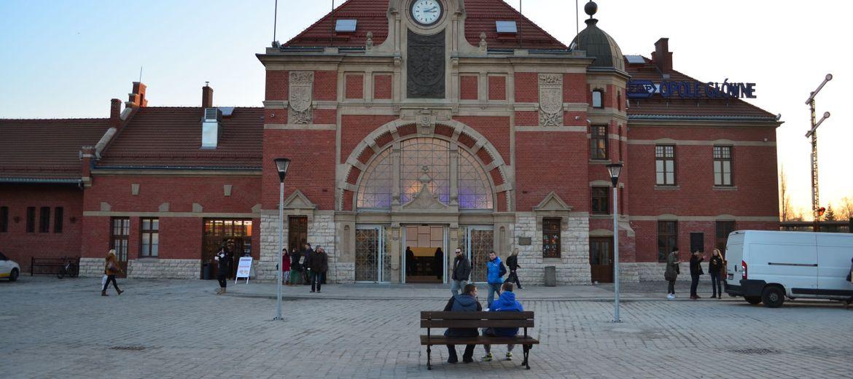Dworzec Opole Główne otwarty