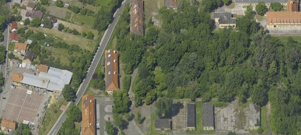 Wrocław: Izba Administracji Skarbowej planuje budowę dużego kompleksu biurowego