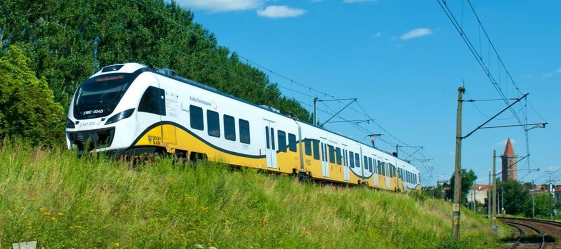 Dolny Śląsk: 150 mln zł na remont linii. Pociągi osobowe dojadą z Wrocławia do Sobótki