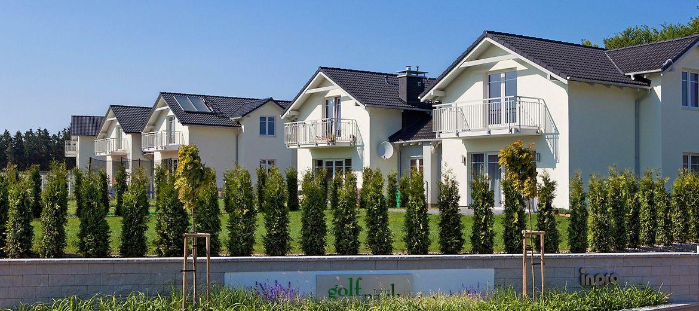 Gotowe domy na osiedlu