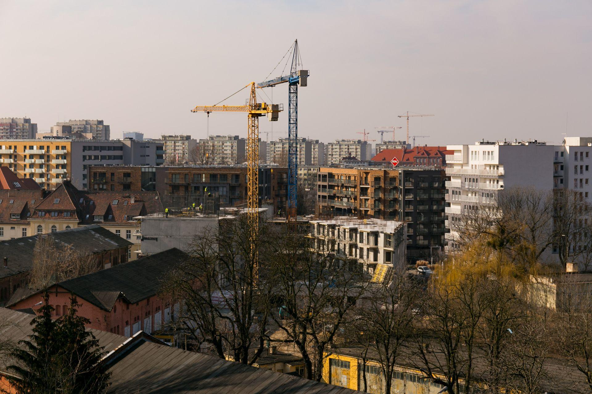 Wrocław: Fermy Drobiu Woźniak szykują się do wyburzeń na Kępie Mieszczańskiej