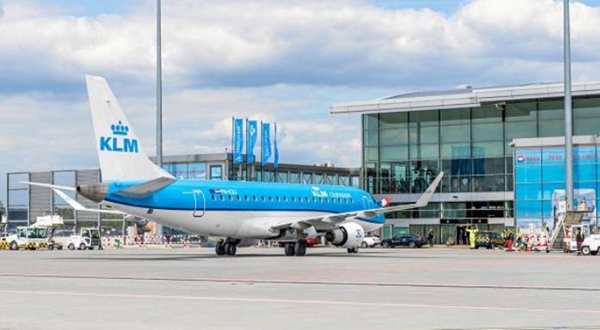 Linie lotnicze KLM powróciły do Wrocławia