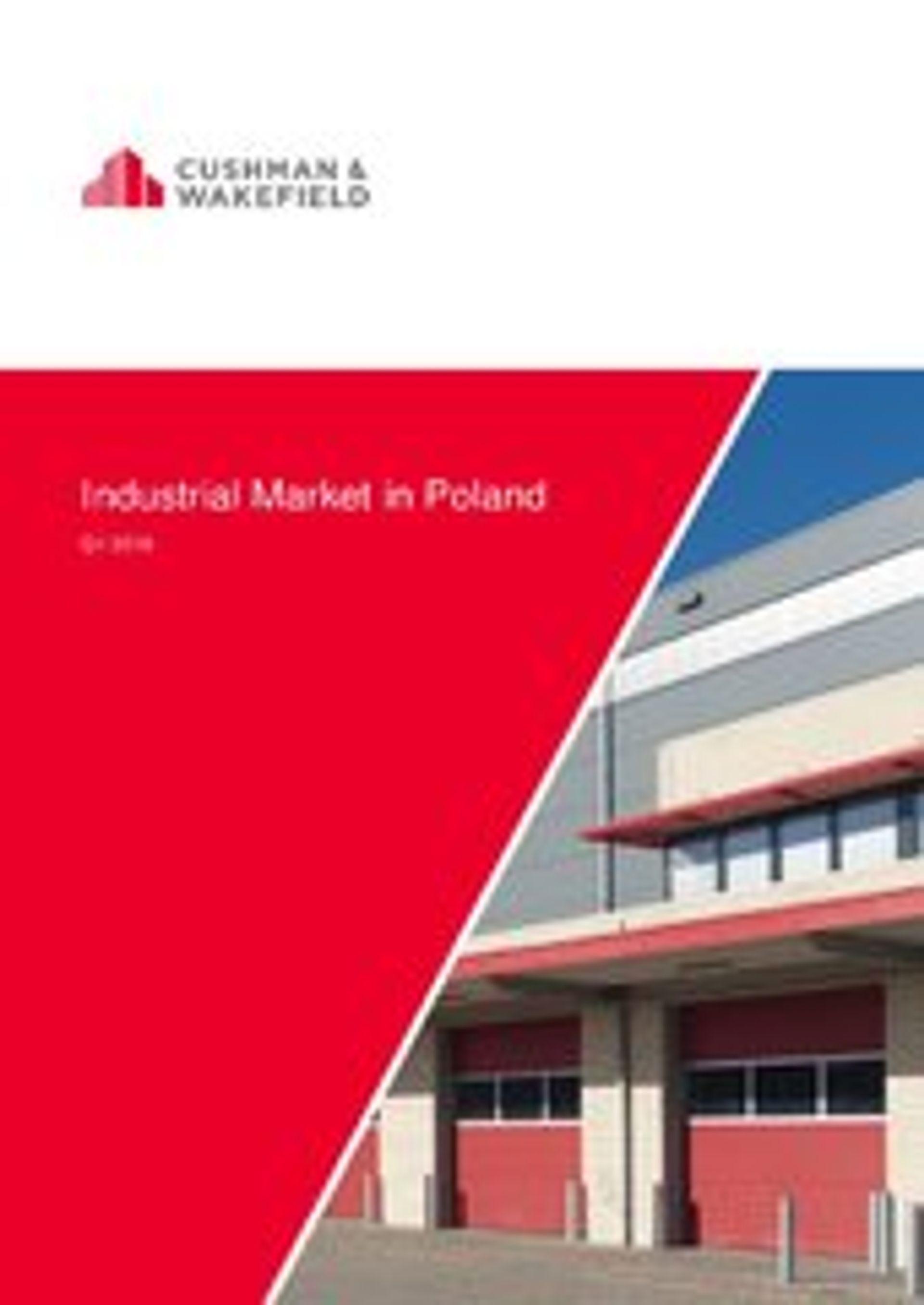 [Polska] Dobra sytuacja na polskim rynku nieruchomości magazynowych – utrzymuje się wysoki popyt na powierzchnie przemysłowe i logistyczne