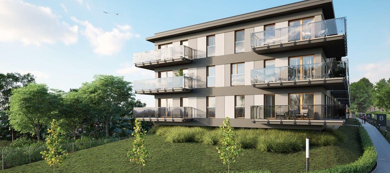 Apartamenty Zielony Sołacz –