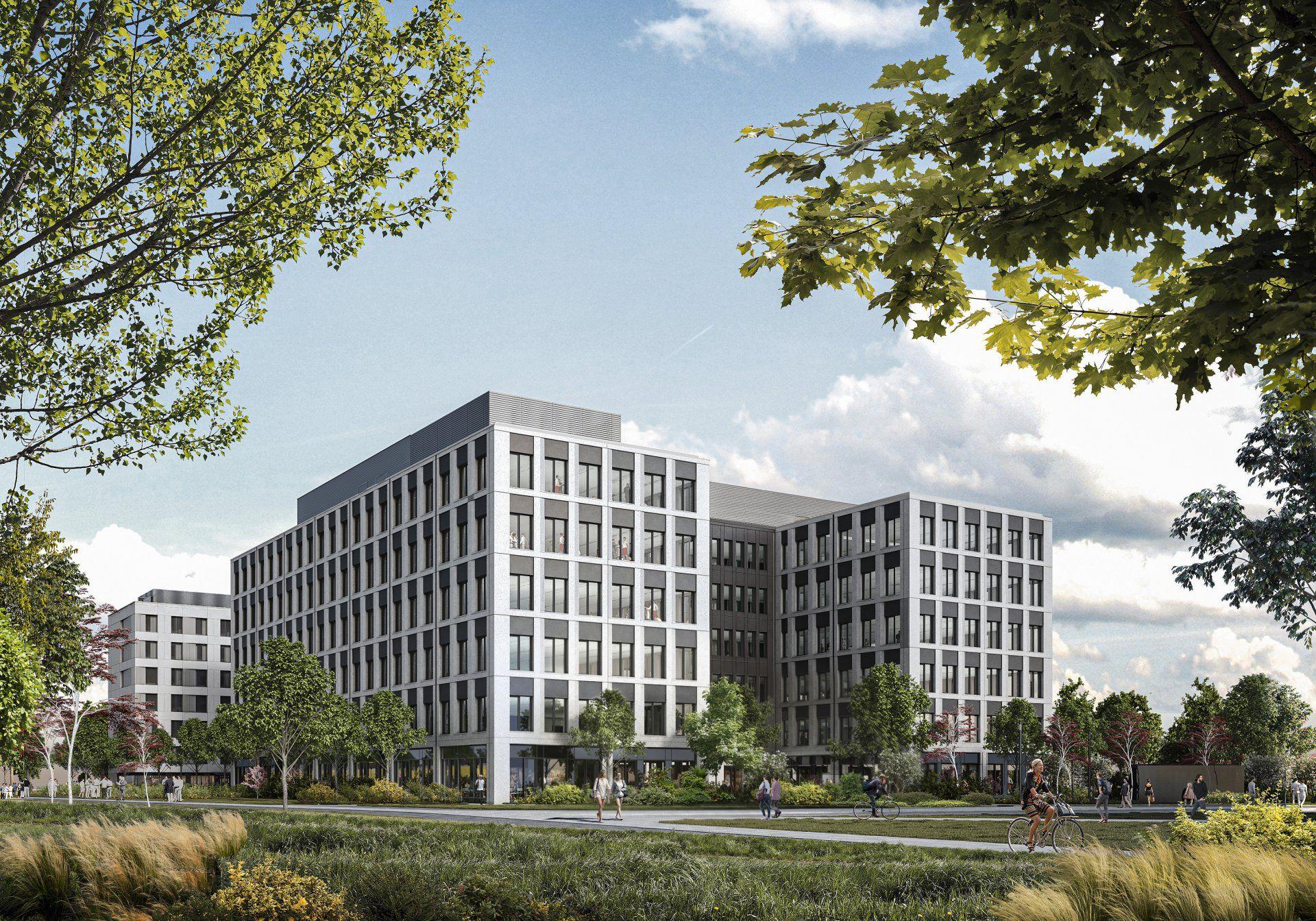 Vastint wybuduje we Wrocławiu nowy biurowiec i hotel. Powstaną obok kompleksu Business Garden